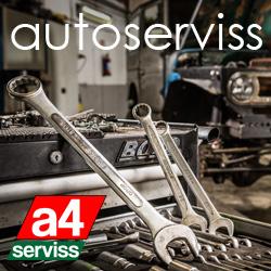 a4serviss AUTOSERVISS